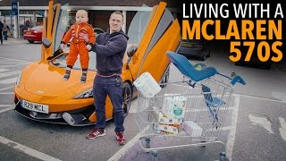 Download Living With A McLaren 570S Video