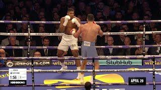 Download HBO Boxing's Best 2017: Joshua vs. Klitschko Video