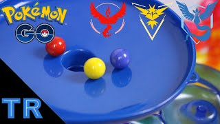Download Pokémon GO Marble Race: Which Team is Best? - Toy Racing Video