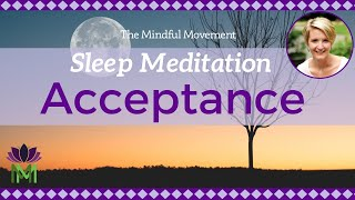 Download Accept Yourself and Release Resistance / Sleep Meditation with Delta Waves / Mindful Movement Video