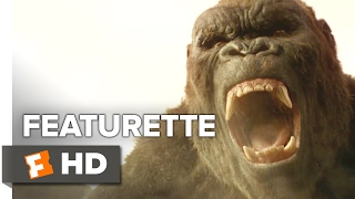 Download Kong: Skull Island Featurette - IMAX (2017) - Tom Hiddleston Movie Video