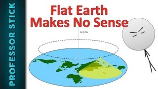 Download Flat Earther Tries to Debunk Me on the Solar Eclipse Video