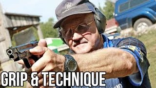 Download How to shoot a Pistol with world champion shooter, Jerry Miculek Video