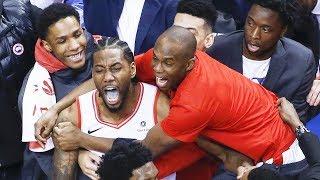 Download Kawhi Leonard CRAZY GAME-WINNER - Game 7 | Raptors vs 76ers | 2019 NBA Playoffs Video