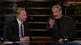 Download Fmr. Mexican President Vicente Fox | Real Time with Bill Maher (HBO) Video