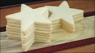 Download How to Make Rolled Cut-Out Sugar Cookies for Decorating Video