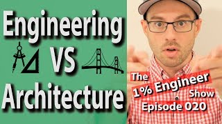 Download Engineering vs Architecture | Architecture Engineering Work | Civil Engineering vs Architecture Video