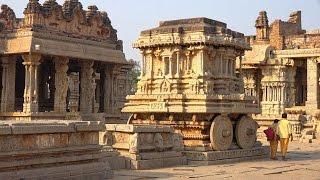 Download The Ruins of Hampi, Karnataka, India in 4K (Ultra HD) Video