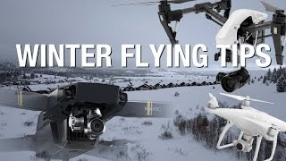 Download How to fly a Drone in Winter & Cold Weather Tips | DJI MAVIC PRO Video