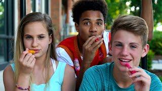 Download The Chapstick Challenge! (MattyBRaps vs Liv) .... & Justin? Video