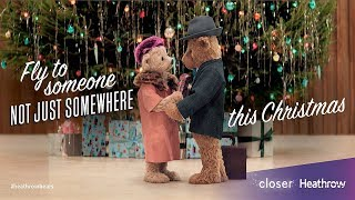 Download Heathrow Bears Christmas TV Advert - #HeathrowBears Video