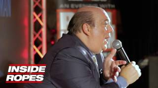 Download Paul Heyman on IF Nakamura will be successful on WWE's main roster Video