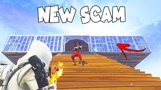 Download *NEW SCAM* Base Collapse From Sky! (Scammer Gets Scammed) Fortnite Save The World Video