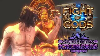 Download Saturday Morning Scrublords - Fight of Gods Video