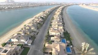 Download Palm Jumeirah frond M Video