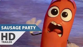 Download SAUSAGE PARTY Red Band Trailer 3 (2016) Video