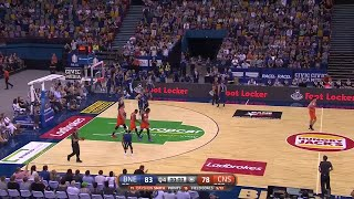 Download Game Highlights: Brisbane Bullets - Cairns Taipans Video