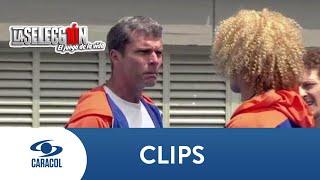 Download ″Lo levanto a trompadas″: 'el Pibe' pierde la paciencia en Montpellier - Caracol TV Video