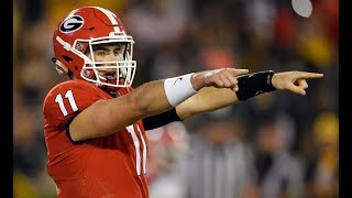 Download Jake Fromm Freshman Highlights | Georgia Football 2017/18 Highlights Video