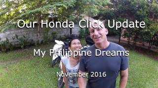 Download Our Honda Click 125i Update - Philippines Expat Video