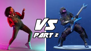 Download Professional Dancers Try The Fortnite Dance Challenge • Part 2 Video