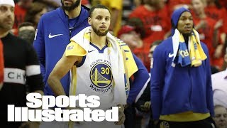 Download NBA Playoffs: Is Curry's Injury Causing His Inconsistent Performance?   SI NOW   Sports Illustrated Video
