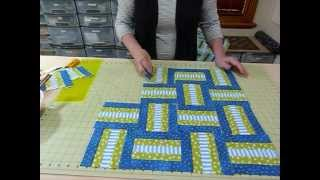 Download Doodles with Noodles 2 - or playing with 1 1/2″ strips - Quilting Tips & Techniques 053 Video