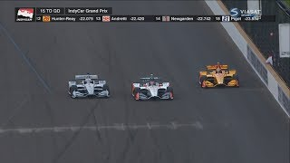 Download IndyCar Series 2018. Grand Prix of Indianapolis. Last Laps Video