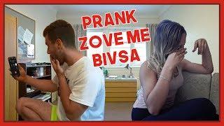 Download Prevario sam devojku sa bivsom! - PRANK (POCELA PLAKATI) Video
