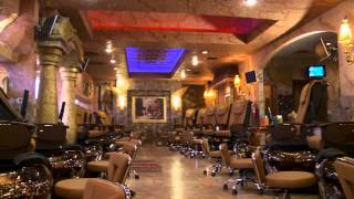 Download Hollywood Nails & Spa promotional video Dallas TX Video