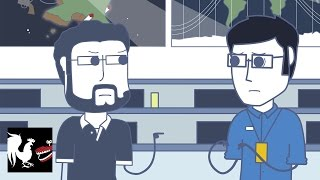 Download Burnie Hates NASA - Rooster Teeth Animated Adventures Video