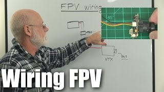 Download Ultra-basics: Wiring a basic FPV system Video