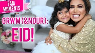 Download Get Ready With Me & My Daughter! Huda Beauty Video