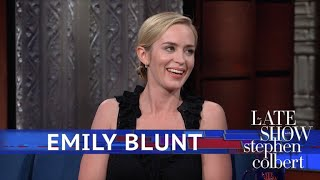 Download Emily Blunt Finds The Idea Of Mary Poppins A Little Creepy Video