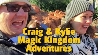 Download A Cold Day at Magic Kingdom with Craig & Kylie Video