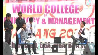 Download comedy play in hindi - interview of illiterate leader Video