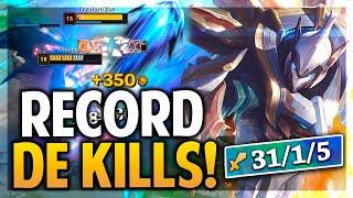 Download ¡SETT RECORD DE KILLS! 1 VS 5 IMPOSIBLE! | League of Legends Video