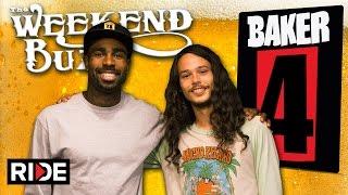Download Terry Kennedy & Dee Ostrander: Quit Baker! Baker 4! Weekend Buzz Season 3, ep. 119 pt. 2 Video