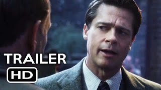 Download Allied Official Trailer #1 (2016) Brad Pitt, Marion Cotillard Action Drama Movie HD Video