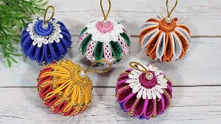 Download Diy christmas ornaments with glitter balls | DBB Video