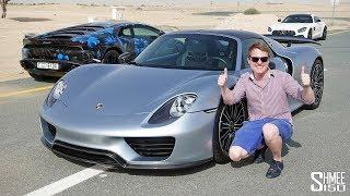 Download Dubai SUPERCAR SHOPPING for a Porsche 918 Spyder! Video
