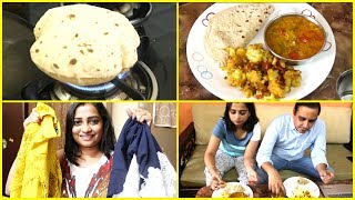 Download INDIAN MOM REALISTIC AFTERNOON ROUTINE - EVERYDAY LUNCH, OFFICE, DAUGHTER AFTER SCHOOL ROUTINE Video