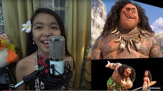 Download You're Welcome (From ″Moana″) Cover by 10 y/o Bernice Shane QS (CNMI-Saipan) Video