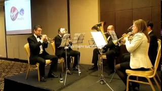 Download Regent Brass Quintet Pavane Video