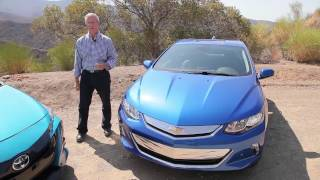 Download 2017 Toyota Prius Prime vs 2017 Chevrolet Volt Video