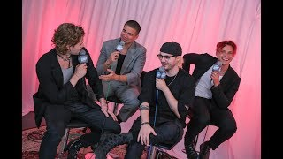 Download 5SOS Talk ″Teeth″, Play A Round of ″Easier″' Questions and Their Best Pick-Up Lines Video