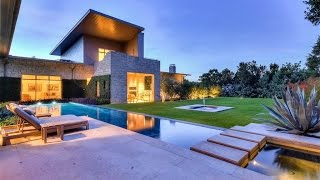 Download Exquisite Contemporary Architecture in Austin, Texas Video