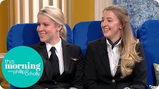 Download Airline Pilots Talk About Life Inside the Cockpit   This Morning Video