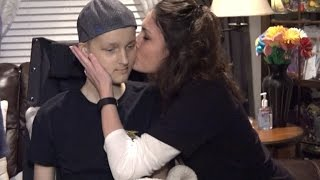 Download Teen Dies of Cancer Day After The Rock, Sports Stars Give Birthday Surprise Video