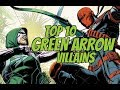 Download NerdGasm's Top 10 Green Arrow Villains Video